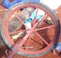 Elephant Wheel